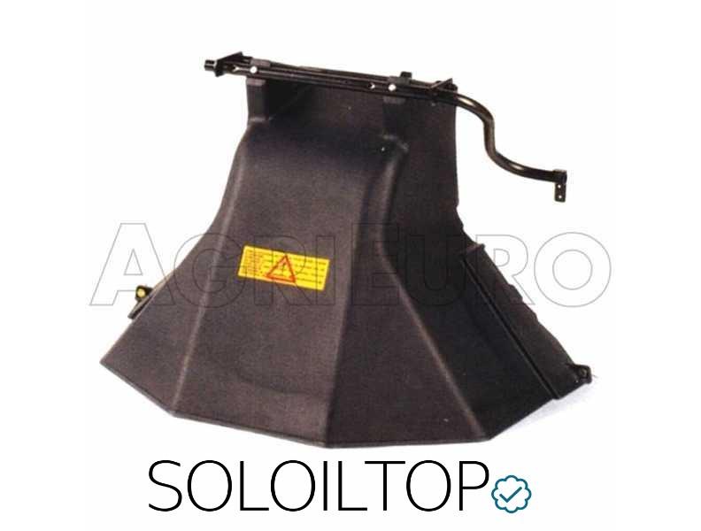 Deflettore per scarico posteriore