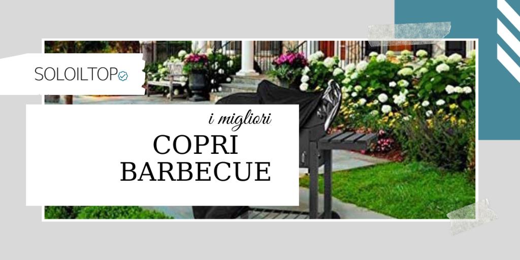 Migliori copri barbecue impermeabili: copertura per barbecue