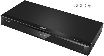 Lettore Blu-ray Panasonic DMR-UBC70EGK