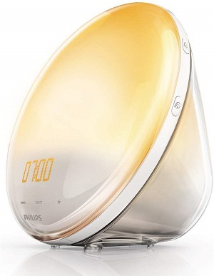 Philips HF3520 01 top wake-up light