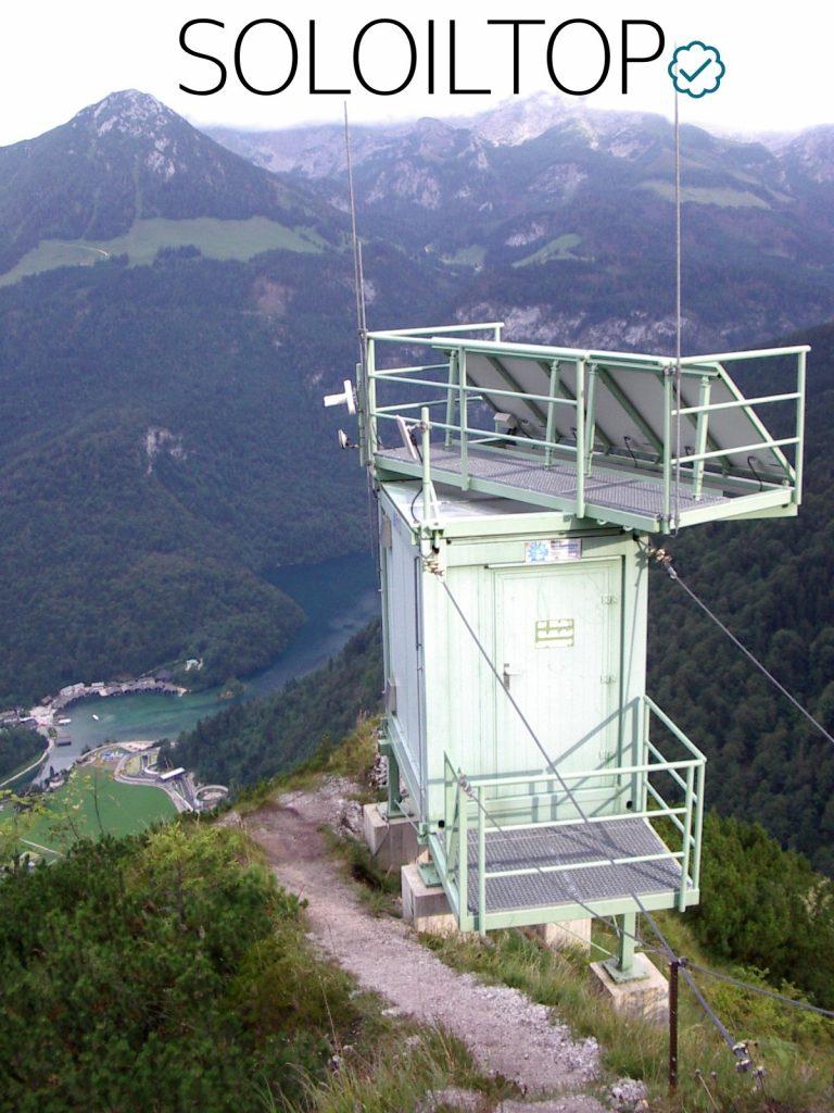 Pseudolite sulle Alpi Settentrionali Salisburghesi