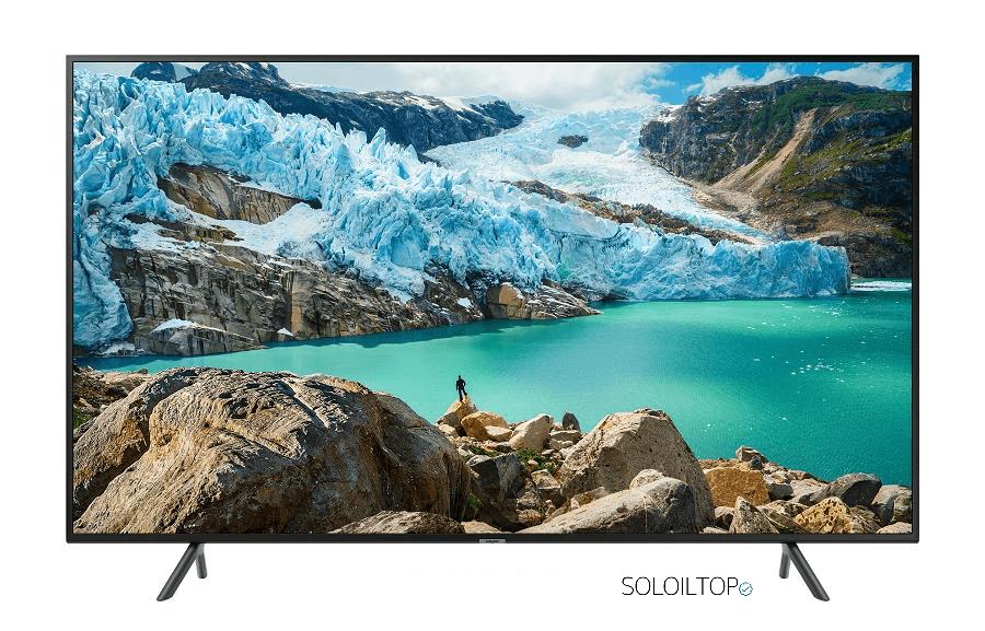 Recensione Samsung UE75RU7170U (RU7170) Smart TV 4k