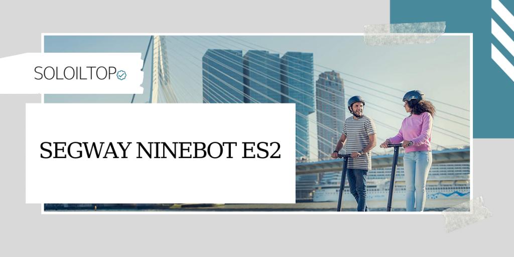 Segway Ninebot ES2: recensione completa