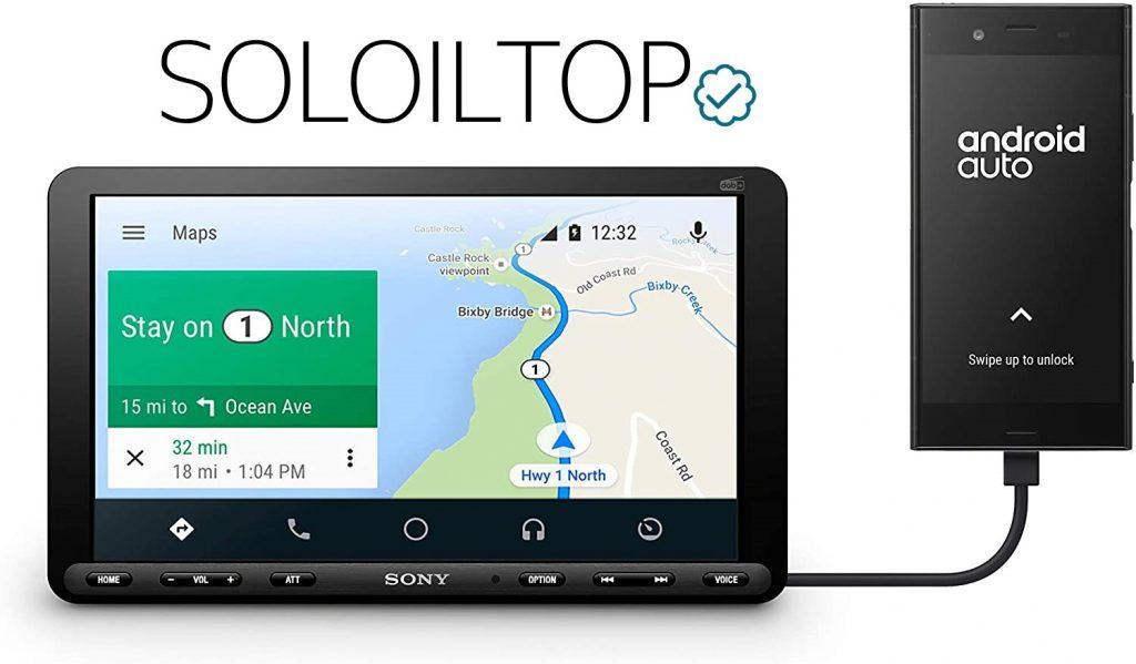 Navigatore GPS Sony XAV