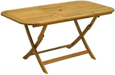 """Tavolo in legno pieghevole serie """"Flower"""""""