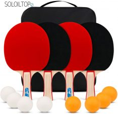 Set di racchette e palline XGEAR