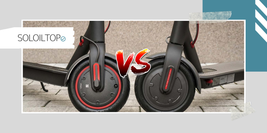 Xiaomi Mi Electric Scooter VS Mi Electric Scooter Pro (M365 Pro)