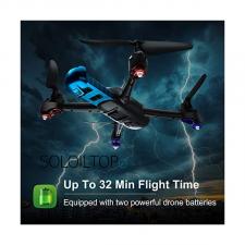 Drone con gps asbww