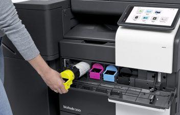cambiare inchiostro alla stampante