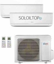 climatizzatore dual split ecowell