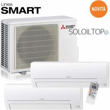 climatizzatore dual split mitsubishi
