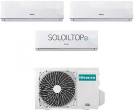 climatizzatore hi sense trial split