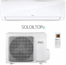 climatizzatore pompa di calore argo ecowall