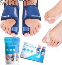 correttore dita piedi stecche