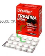 Creatina in pastiglia
