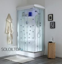 doccia bagnoturco sauna compatta