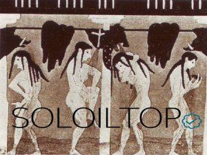 Pittura vascolare di doccia greca