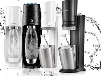 gasatori per acqua automatici