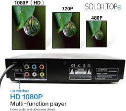 Lettore HD DVD