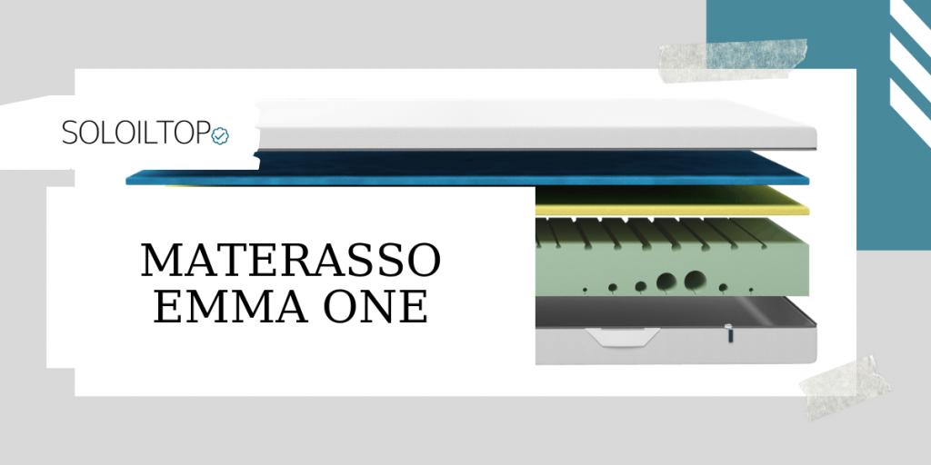 Recensione Materasso Emma One