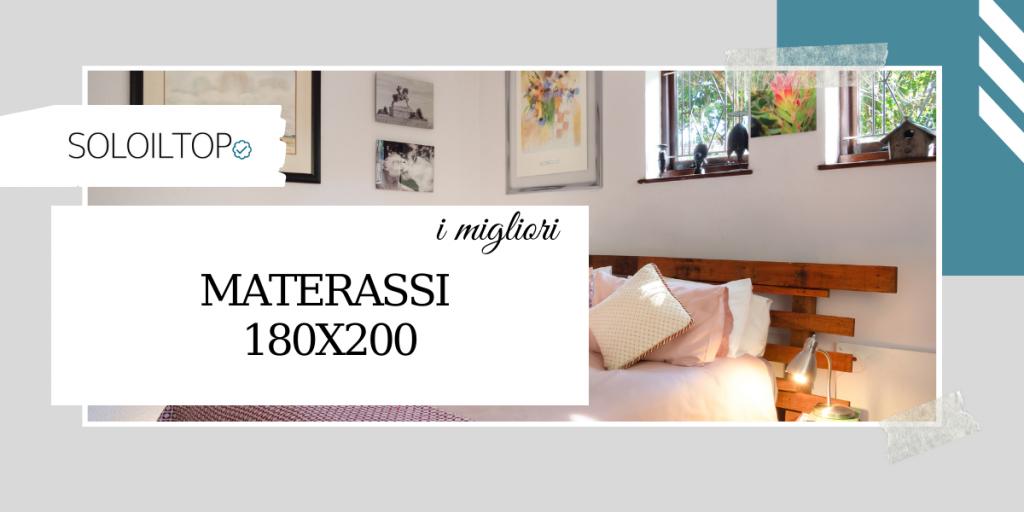 I migliori materassi 180×200 per il tuo letto king size