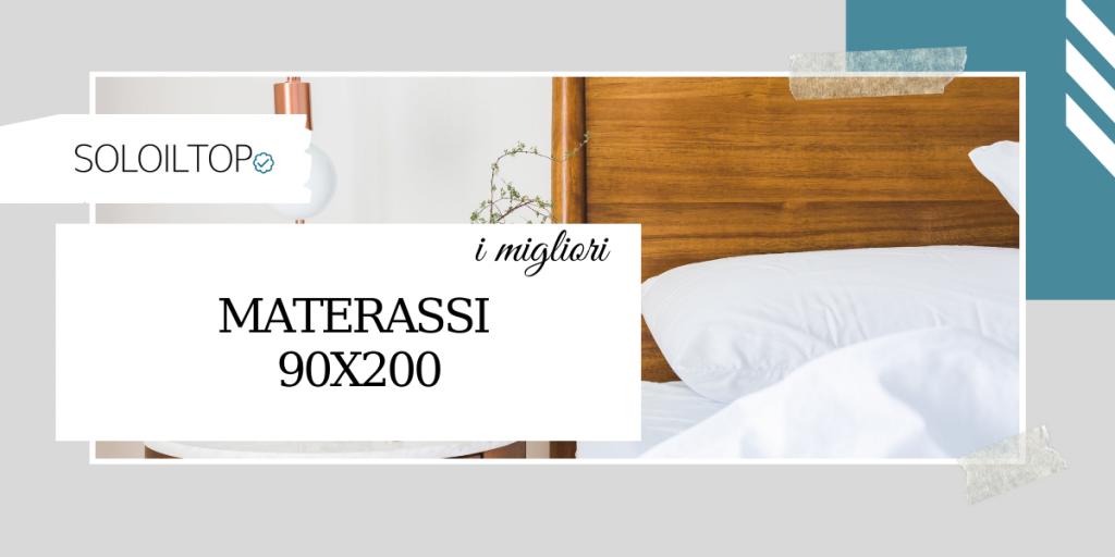 I migliori materassi 90×200, ecco le recensioni