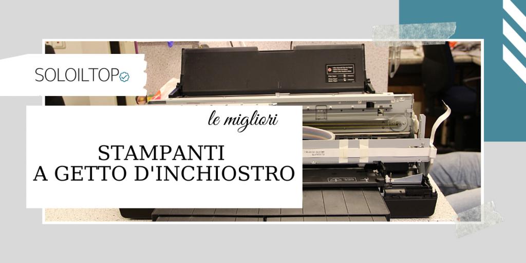 Le migliori stampanti a getto di inchiostro🖨️ [2021]