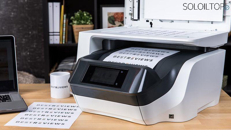 migliori stampanti getto d'inchiostro recensioni