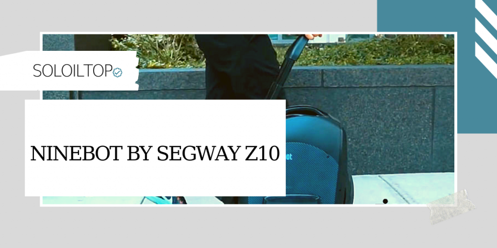 Recensione Ninebot by Segway Z10 monoruota elettrico