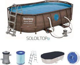 piscine fuori terra design legno