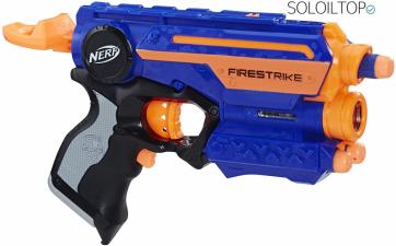 pistola nerf hasbrofirestrike
