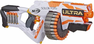 pistola nerf motorizzata