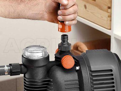 pompa autoclave risparmio energetico