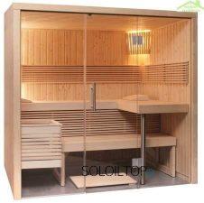 sauna finlandese grande