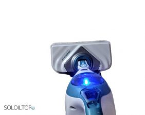 scopa a vapore serbatoio acqua