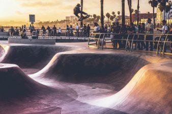 Pista skateboard