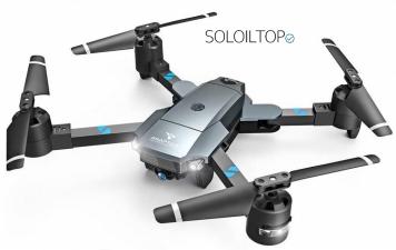 Drone con gps Snaptain a15
