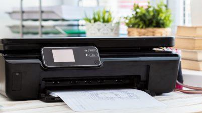 stampante a getto di inchiostro