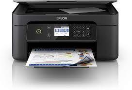 stampante in funzione