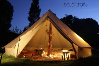 Una delle migliori tende da campeggio