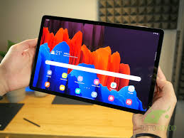 usare samsung tablet